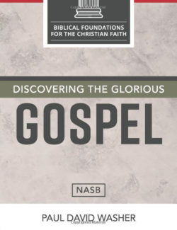 Discovering The Glorious Gospel Cover