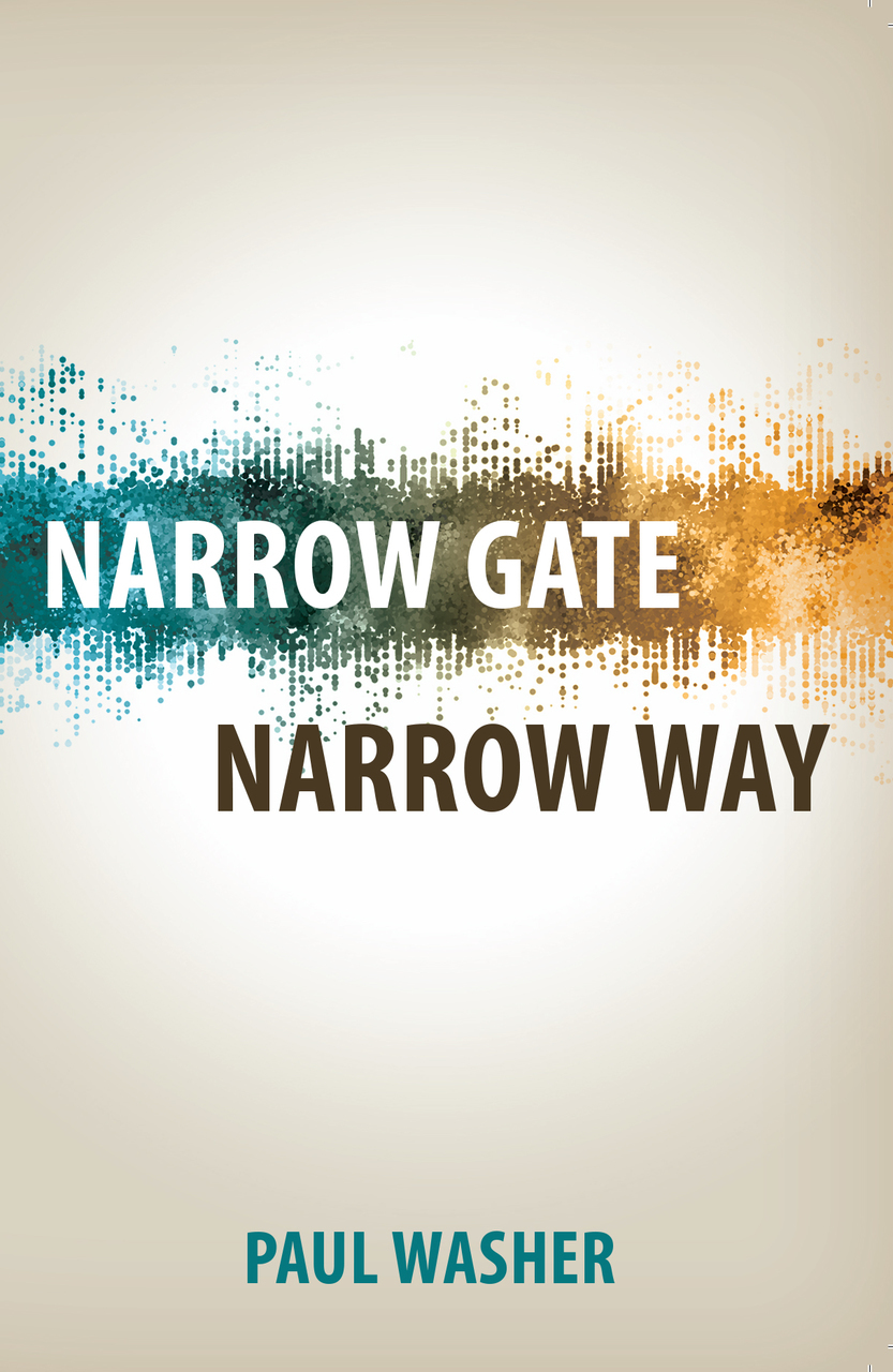 Narrow Gate Narrow Way Book Cover