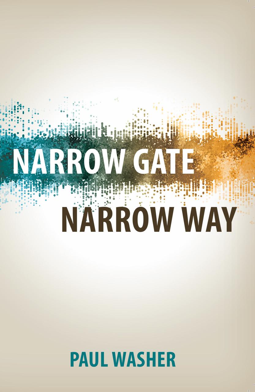 Narrow Gate Narrow Way Book Cover