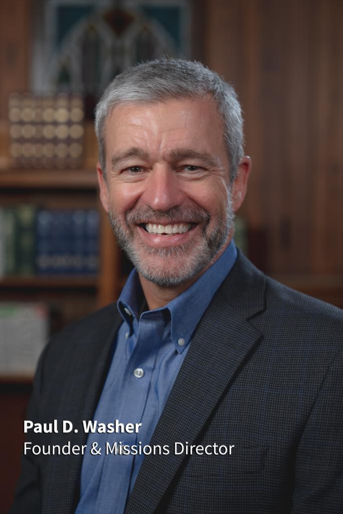 Paul W Web